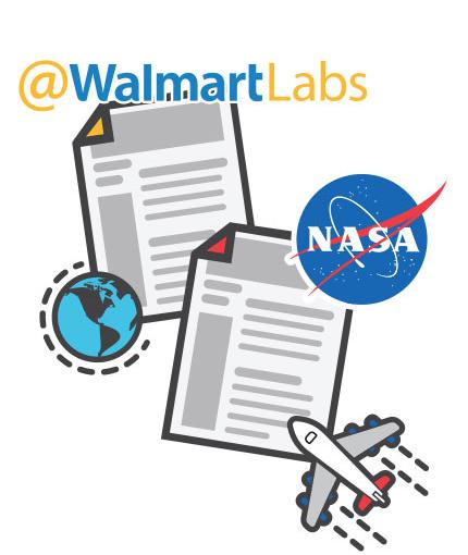 Walmart & NASA case studies by Tomitribe