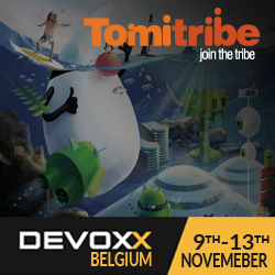 Tomitribe at Devoxx Belgium 2015
