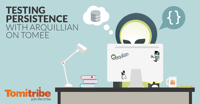 Arquillian Persistence Testing