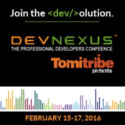 Devnexus 2016
