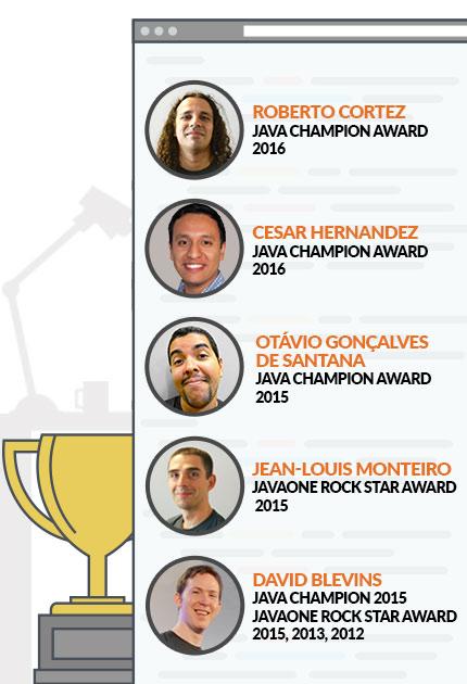 Tomitribe Java Champions & JavaOne Rockstars