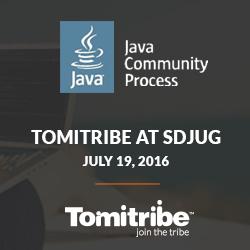 Tomitribe & JCP - SDJUG