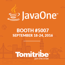 Tomitribe at JavaOne 2016