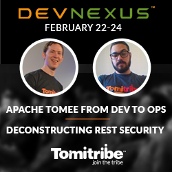 Tomitribe at DevNexus 2017