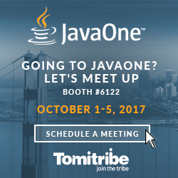 Tomitribe at JavaOne