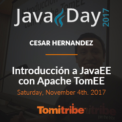 Introduccion a Java EE con Apache TomEE